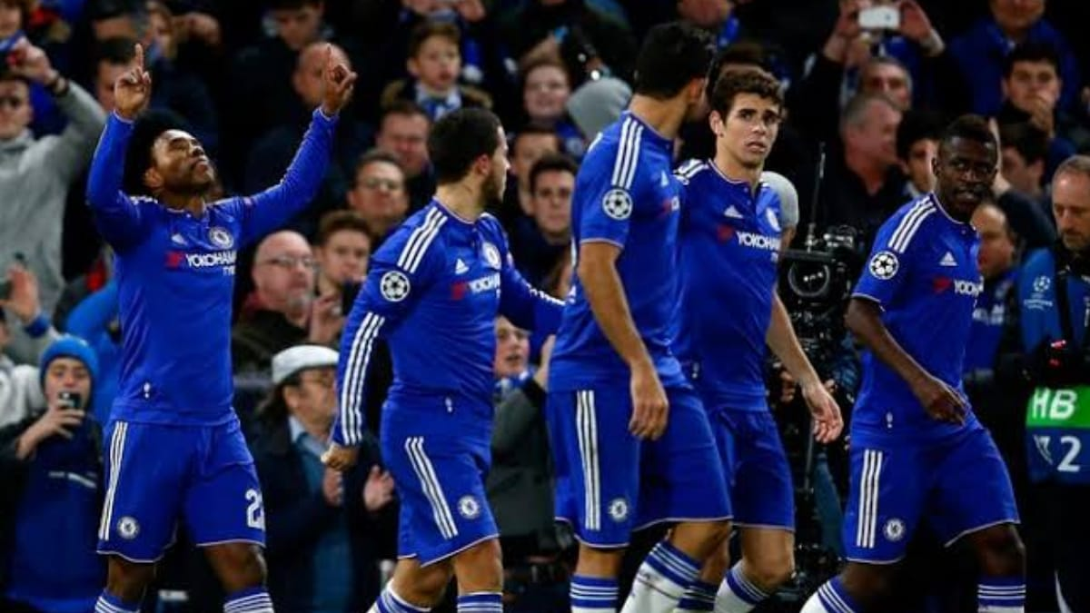 Chelsea Vs Porto - Chelsea S Champions League Quarter Final Semi Final ...