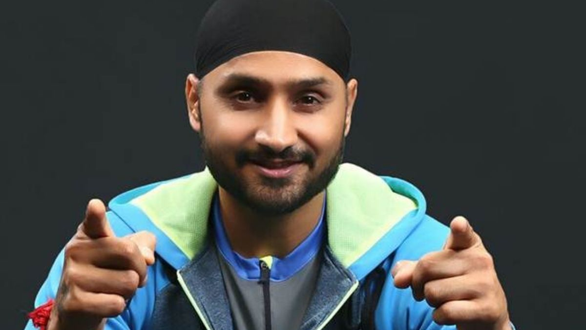 IPL 2021: Harbhajan Singh reveals, which actor can play his character in  Biopic